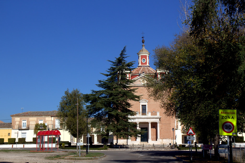 Aranjuez: Cortijo de san Isidro