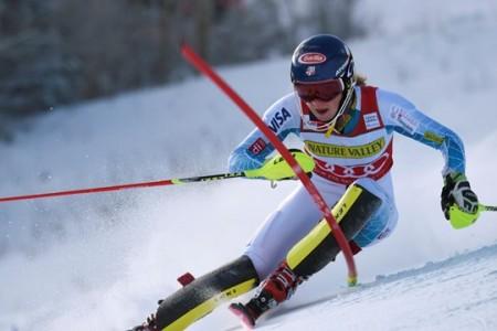 I v druhém slalomu v Aspenu byla Shiffrinová bezkonkurenční, Šárka se posunula na bednu!