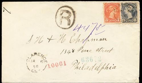 WILSON,Thomas letter 1896