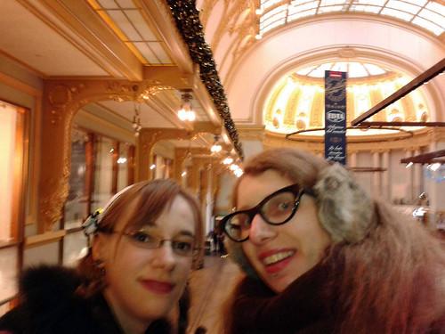 Lora and I