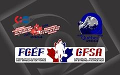 Fédérartion canadienne des épreuves de force