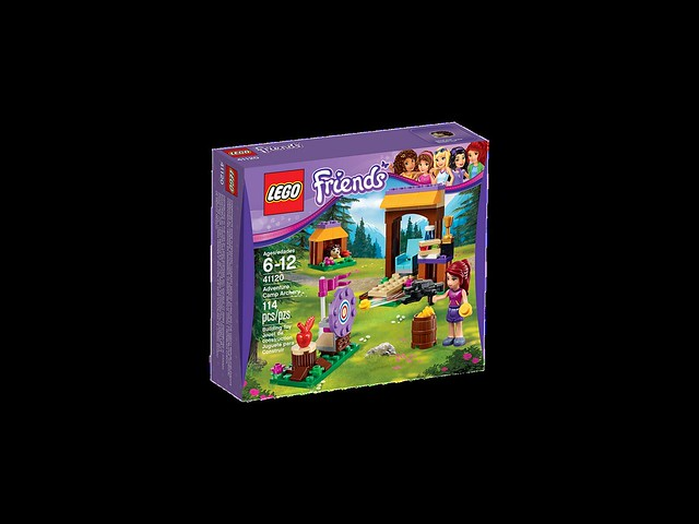 LEGO Friends 41120 - Adventure Camp Archery