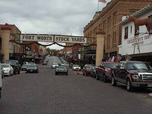 Ft Worth Stockyards