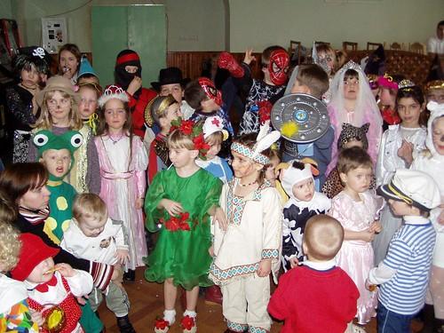 2005 - Dětský karneval