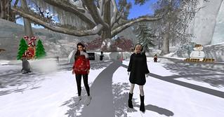 DJ Soni & Kara  Skating SL Live Radio