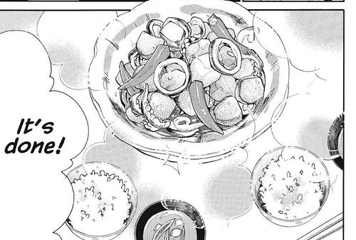 Sweetness and Lightning from Amagakure Gido