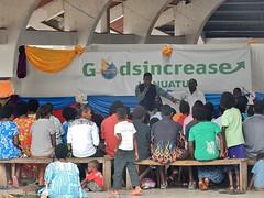 God Increases Vanuatu