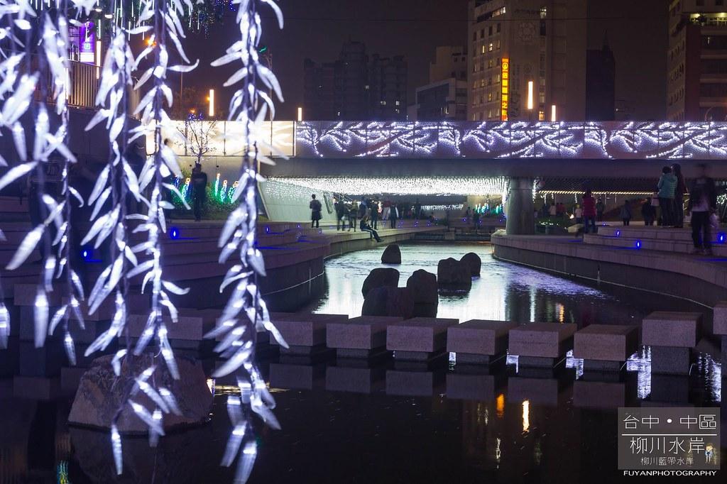 台中柳川水岸46