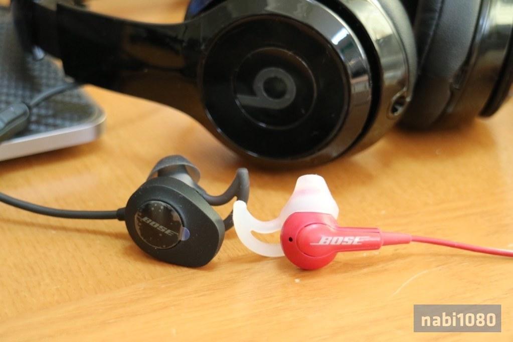 BOSE SoundSport Wireless headphones05