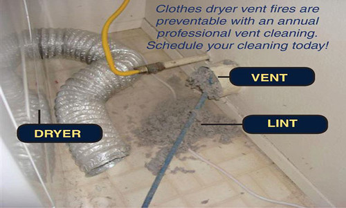 pensacola dryer vent cleaning