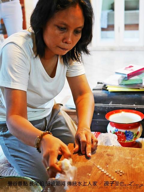 曼谷景點 長尾船 昭披耶河 傳統水上人家 27