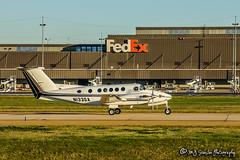 N133GA | Beech King Air 200 | Memphis International Airport