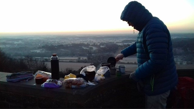 Boxhill awesome Campout