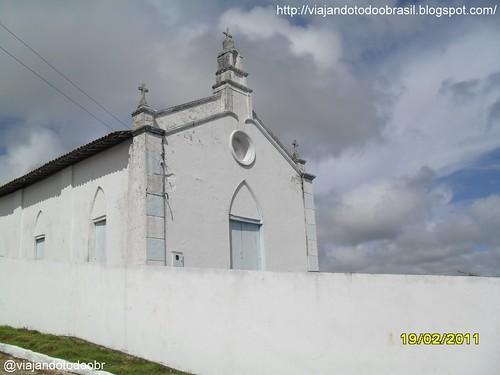 Pindoba - Igreja da Divina Pastora
