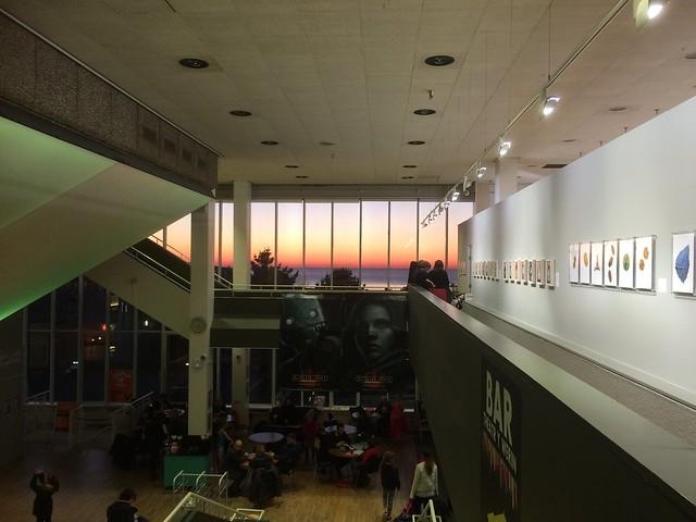 Header of Aberystwyth Arts Centre
