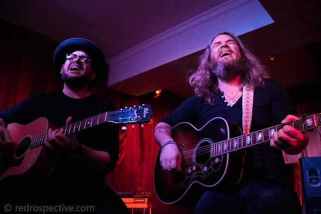 Israel Nash & Eric Swanson