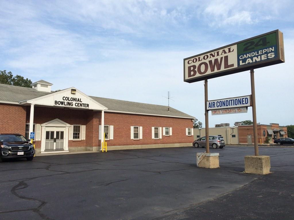 Colonial Bowling Center Worcester MA - Retro Roadmap
