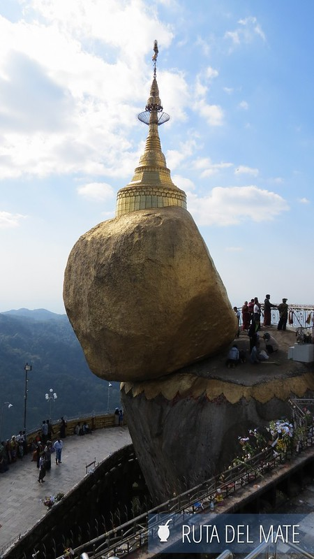 Golden Rock Myanmar (5)