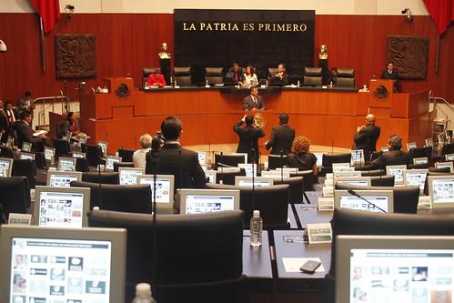 Sesión Ordinaria Senado 16/mar/17