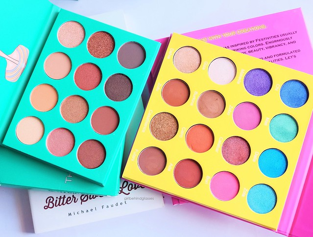 Juvia's Place Nubian & Masquerade Palettes