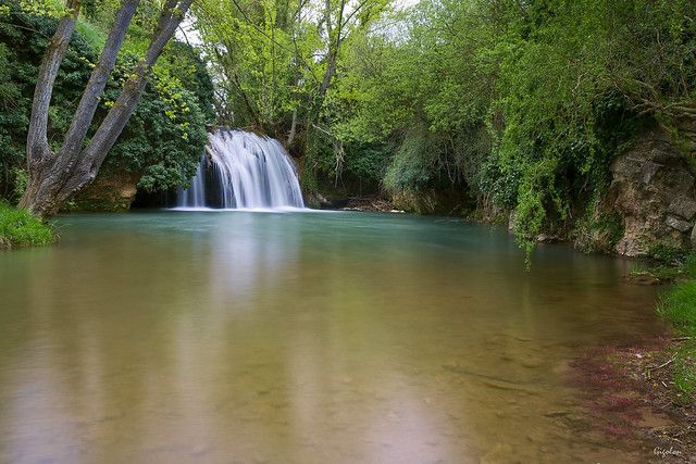 Río Manubles. Pozo de los Chorros
