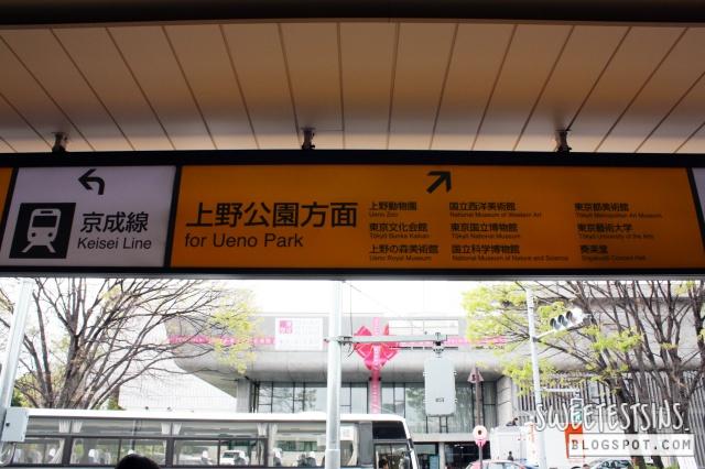 japan tokyo trip ueno park 2