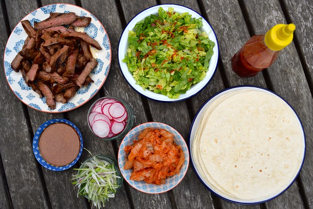 How To Make Korean Barbecue Tacos at Home