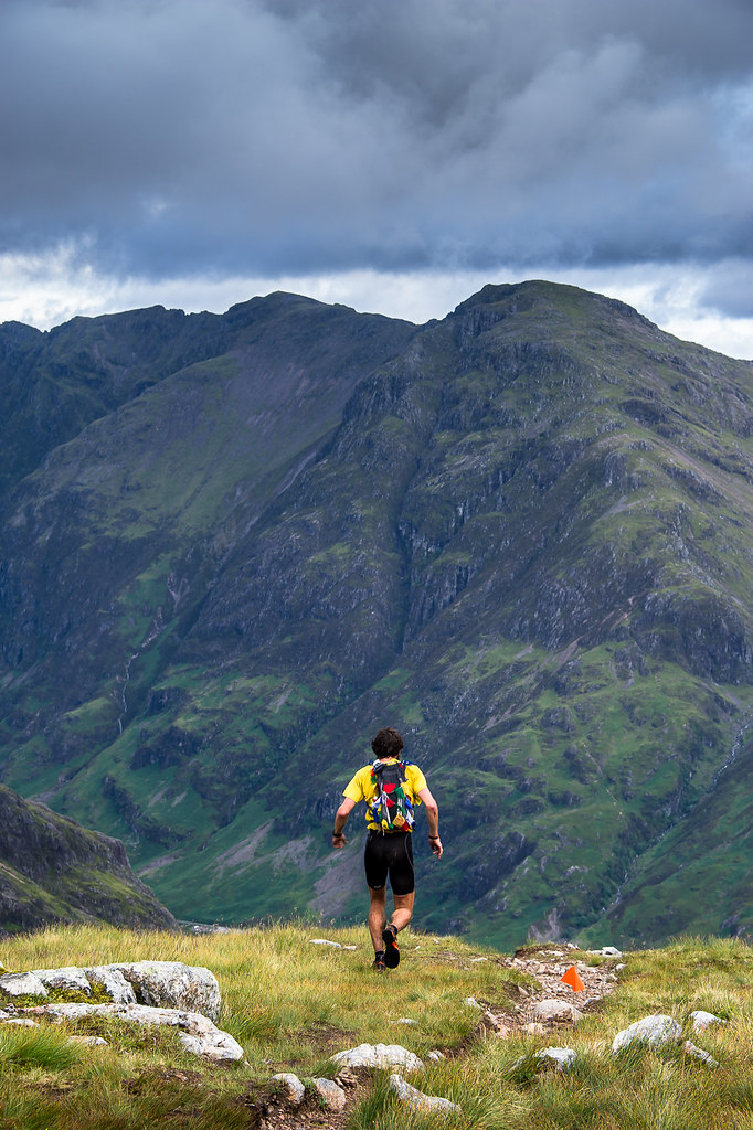 Salomon Glen Coe Sky Race . 22nd August, 2015