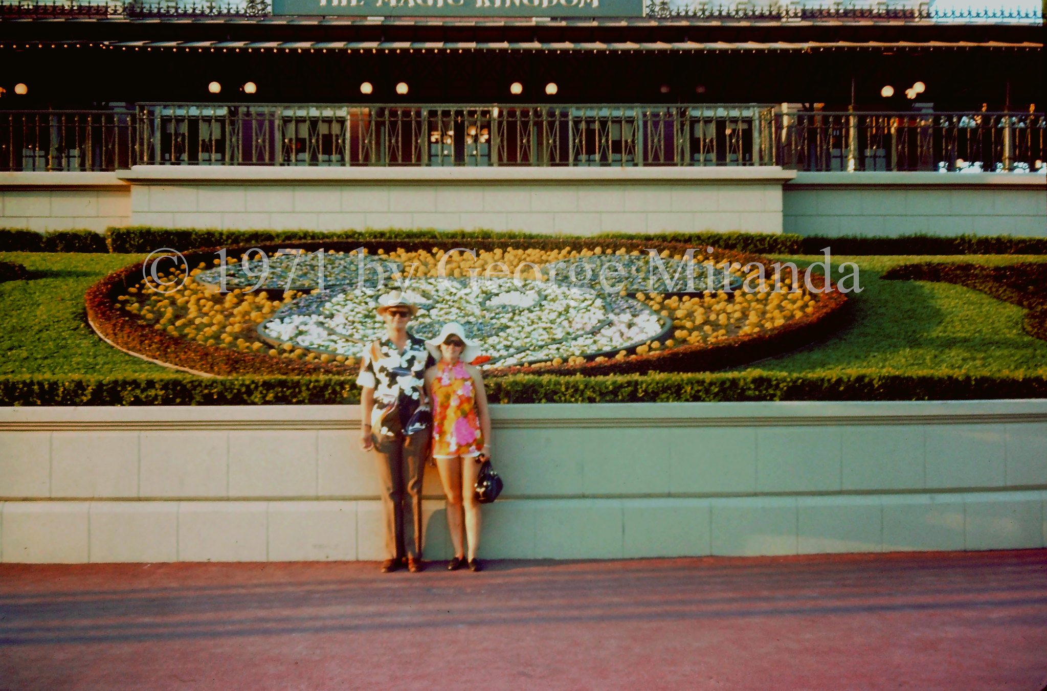 WDW Opening Day