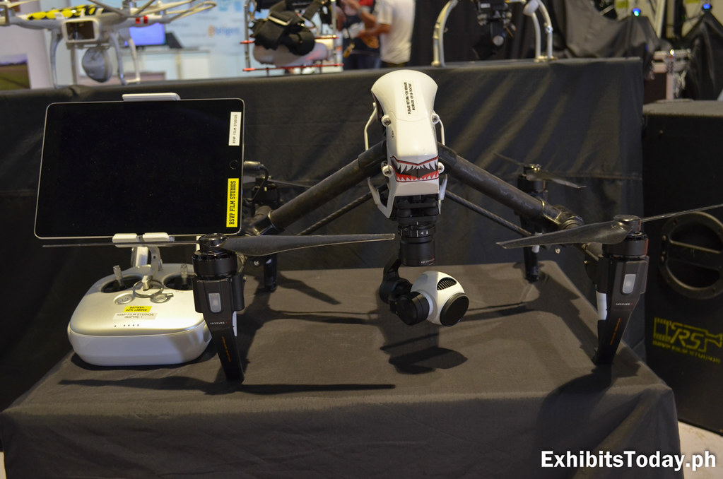 Shark Style Drone