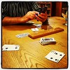 Games #cribbage #checkingtherules #runsinpegging