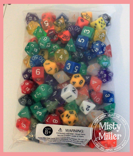 Teacher Favorites Fun Dice
