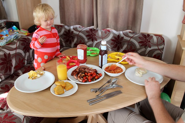 cornwall parkdean mullion home cooked breakfast