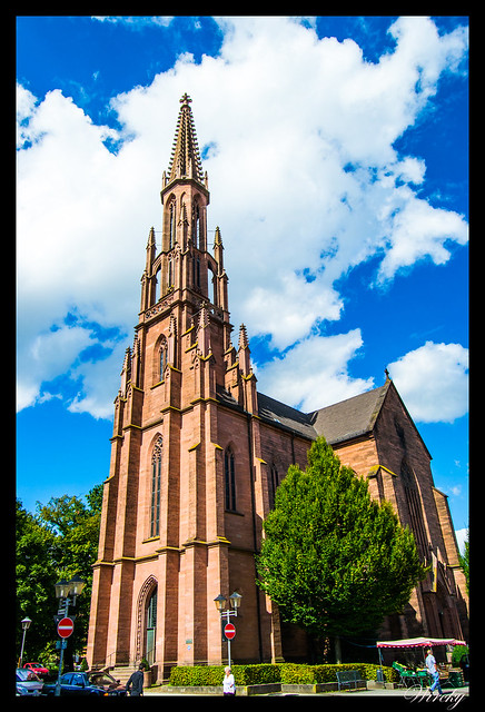 Selva Negra Lago Mummelsee Oppenau Offenburg Gengenbach - Iglesia de Offenburg