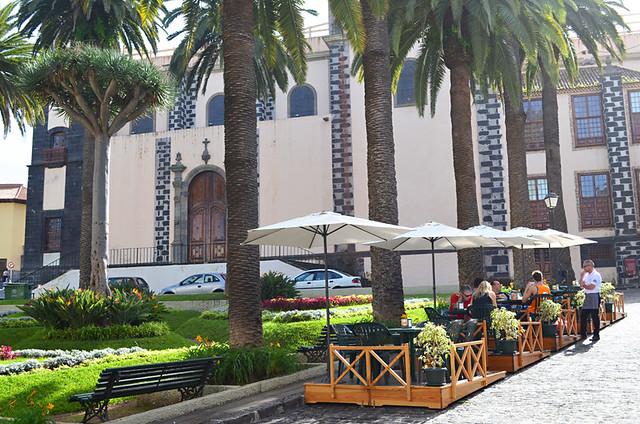 Restaurant, La Orotava, Tenerife