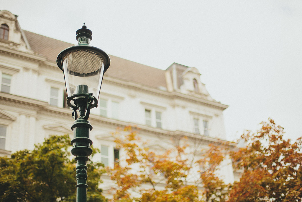 Viennese Street Lamps