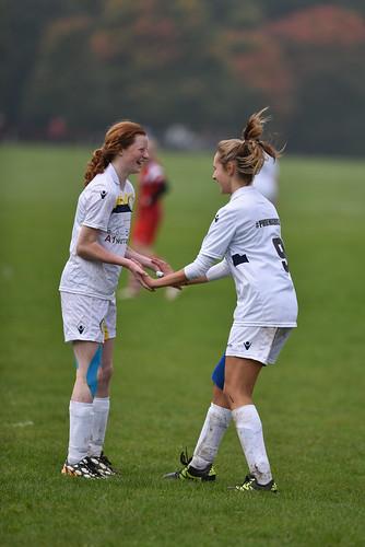 Ladies U16 vs Rothwell 27.09.15