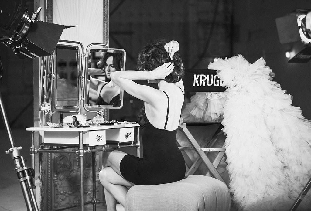 Диана Крюгер — Фотосессия для «Violet Grey» 2015 – 1
