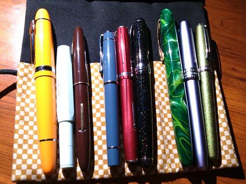 Fountain pens #3