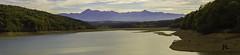 Panorama Lac de l'Arret Darré