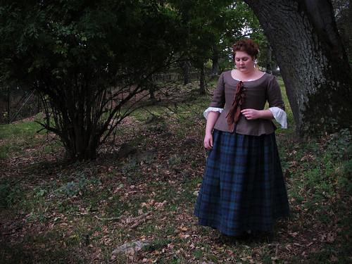 outlander skirt - 1