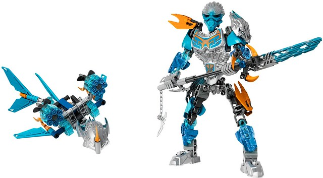 LEGO Bionicle 71307 - Gali - Uniter of Water