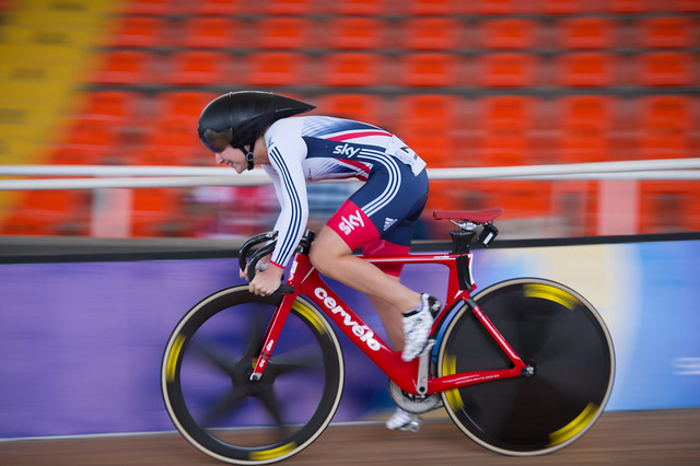 2015/16 UCI Track Cycling World Cup - Cali - Day three