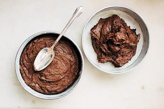 Bolo de Chocolate para o Antonio