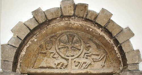 S door tympanum (1)
