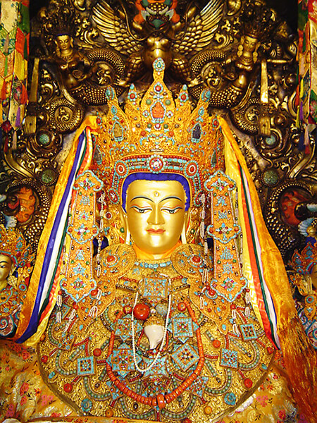 2015.12.09 ▐ Tibet 西藏踢北去 ▐ 尋找藏人真正的拉薩中心,被信仰力量震撼的大昭寺與舊城區 09.jpg