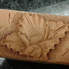#leather #keychain #handmade #acrossleather
