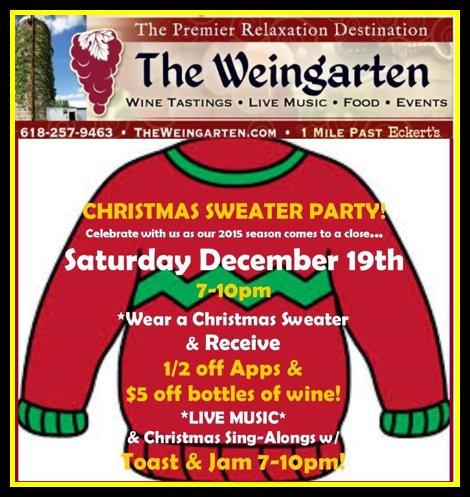 Weingarten 12-19-15