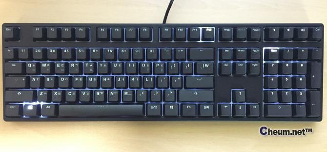 Vortex Type EF Keyboard