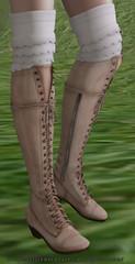 Scarlett Boots TAN